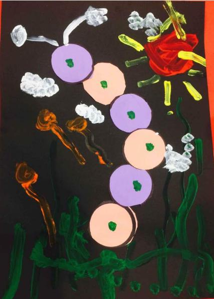幼儿园小班大班美术教案 - 宝贝计画儿童美术在线教育